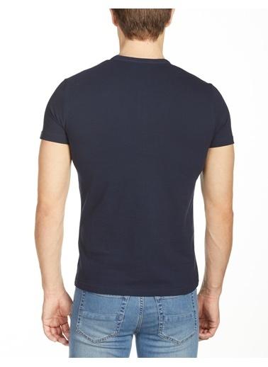 Bisse BTS19Y19302 T'Shirt Lacivert